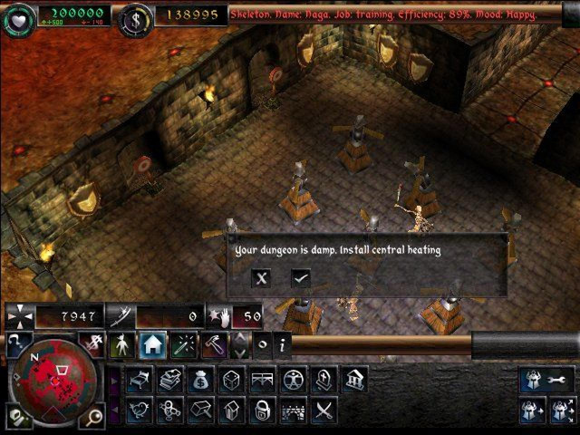 Dungeon Keeper Free Full Game