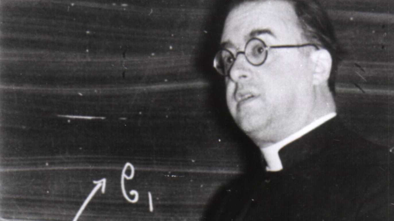 Georges Lemaitre: The Greatest Scientist You've Never Heard Of