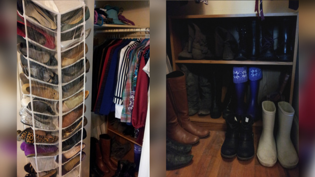 how to organize women's closet 3