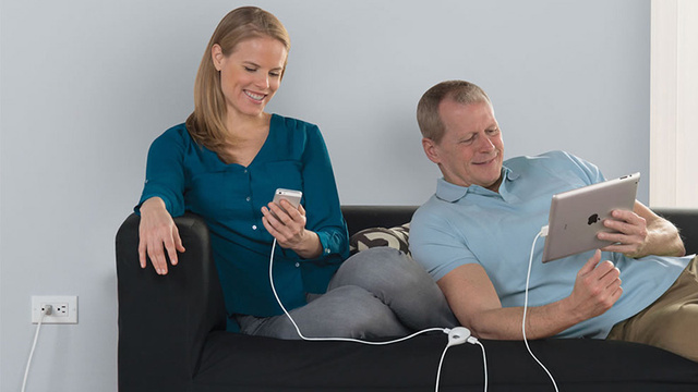Every Living Room Needs a 15-Foot USB Charging Hub