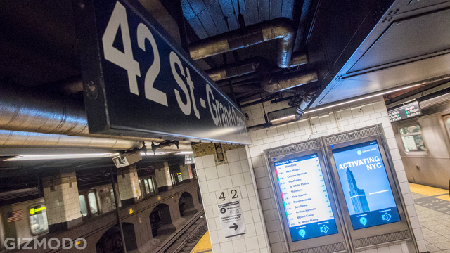 NYC's Touchscreen Subway Maps Are Finally Here, and They're Amazing