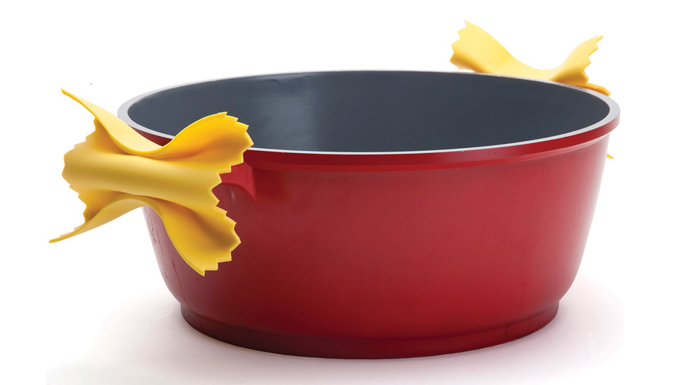 No, These Clever Pasta Pot Grips Aren't Edible
