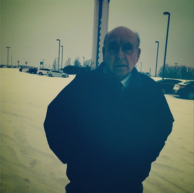 This Photo Of Dick Vitale Is Art