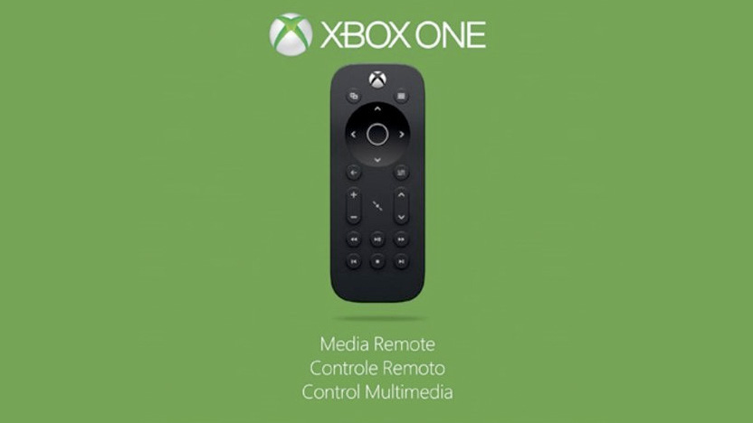 An Xbox One Media Remote Could Be Coming In March