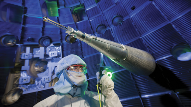Nuclear Fusion Just Got More Energy Out Of Its Fuel Than It Put Into It