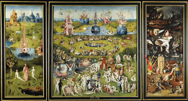 Listen to Hieronymus Bosch's 500-Year-Old Butt Song From Hell