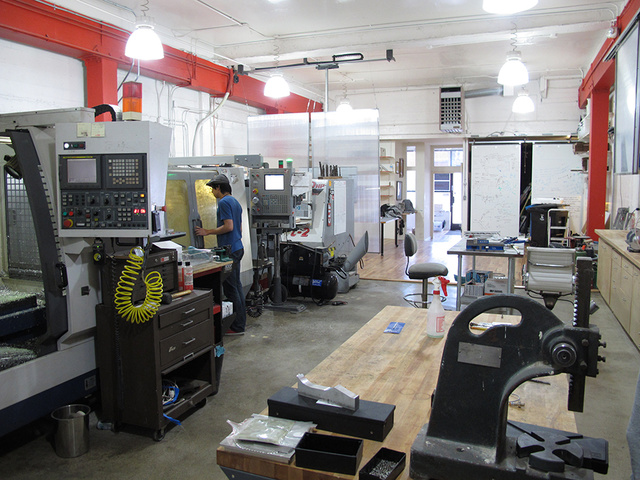 Go Deep Inside a San Francisco Vibrator Factory