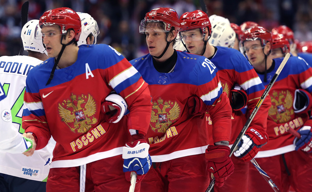 NHL Believes Russia Will Try To Steal Other Teams' Injury Repor…