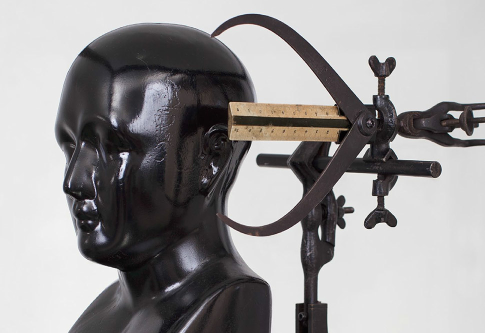 Brutal Art Show Depicts Machines At The End Of Humanity