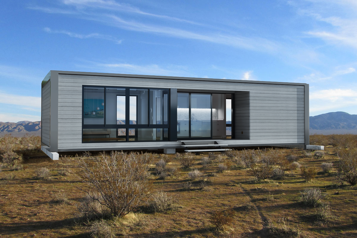 Design your own prefab home and save the planet while you for Home de