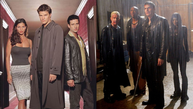 Which TV show changed the most from its first episode to its last?