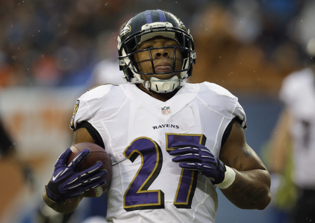 Ravens Running Back Ray Rice Arrested over the weekend