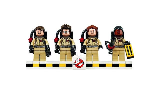 Official Ghostbusters LEGO Was Worth Waiting 30 Years