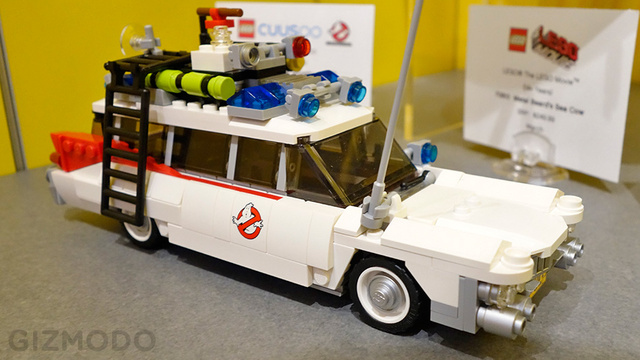 Official Lego Ghostbusters hands on: Who you gonna brick?