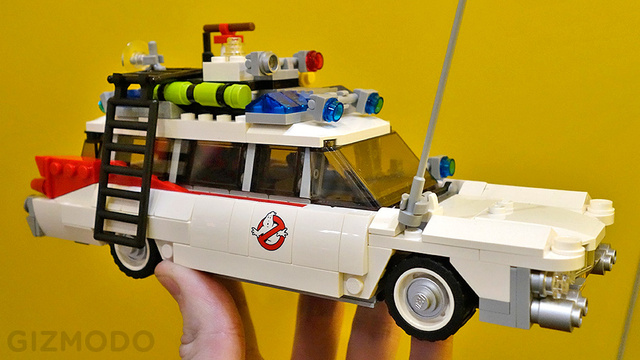 hands on the official lego ghostbusters is awesome and. Black Bedroom Furniture Sets. Home Design Ideas