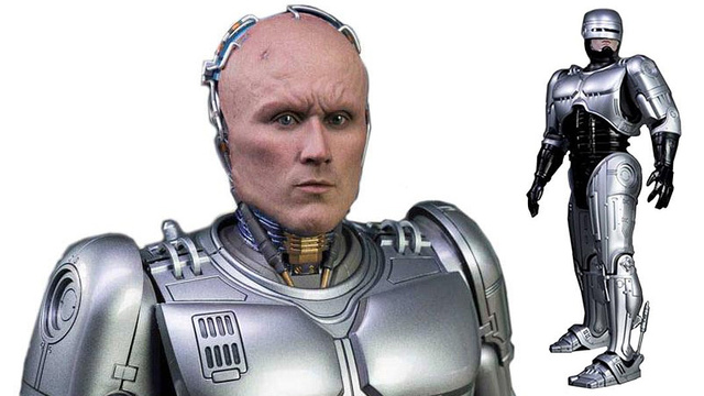 Maybe This 1/4 Scale Robocop Figure Is Too Realistic