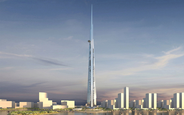 How the World's Next Tallest Building Will Be Built