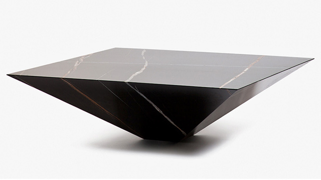 This Perfectly Counterbalanced Supervillain Table Will Never Fall Over