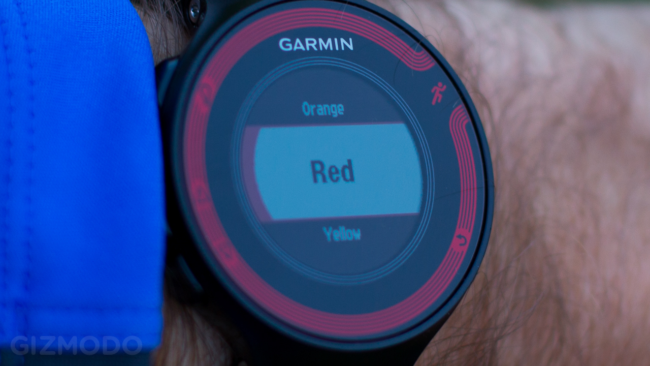 Garmin Forerunner 220 Review: Solid Running Watch With a Pretty Face
