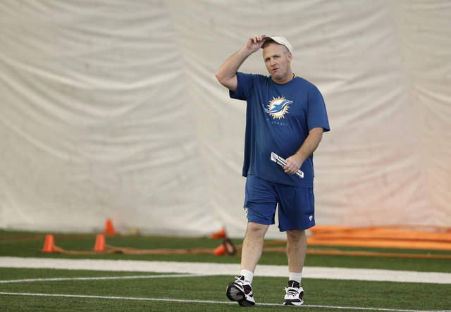 Dolphins Fire Offensive Line Coach Involved In Harassment Of Pl…