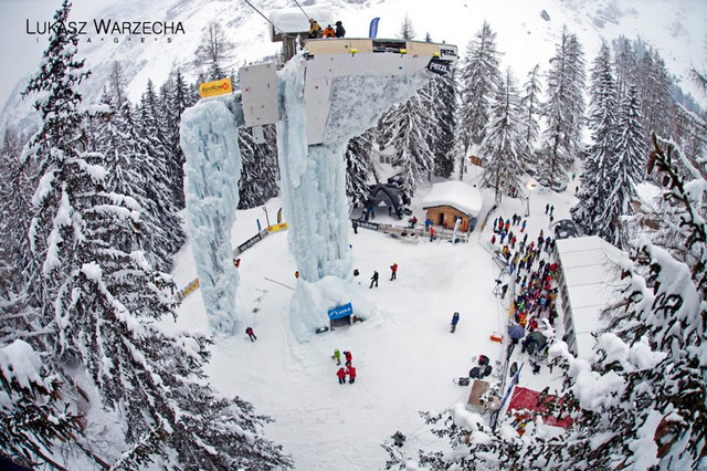 Ice-Climbing Structures Are Mind-Blowing Experimental Architecture