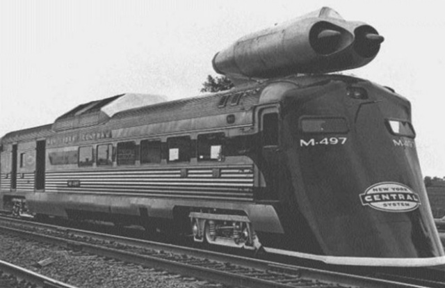 This 1960's Jet Train Is Still America's Fastest Locomotive