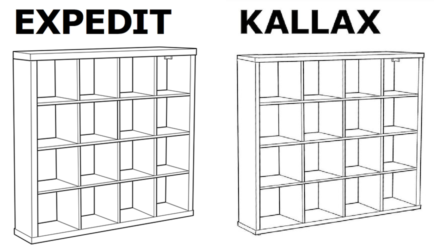 Here's Why Ikea Is Discontinuing Everyone's Favourite Shelf