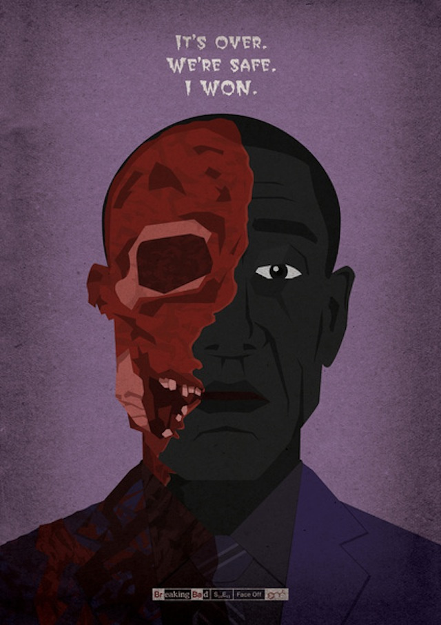 Some Guy Turned Each Episode of Breaking Bad Into Its Own Dope Poster