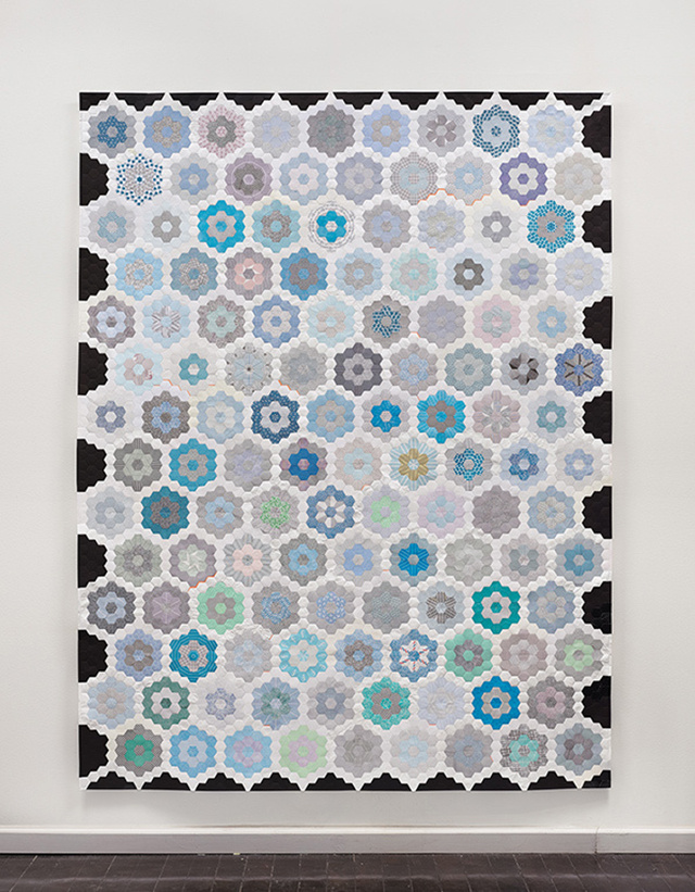 You'd Never Guess These Quilts Are Made From 1000s of Envelopes