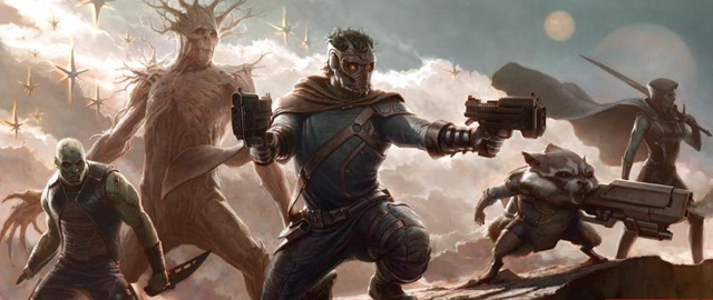 In Defense of Guardians of the Galaxy