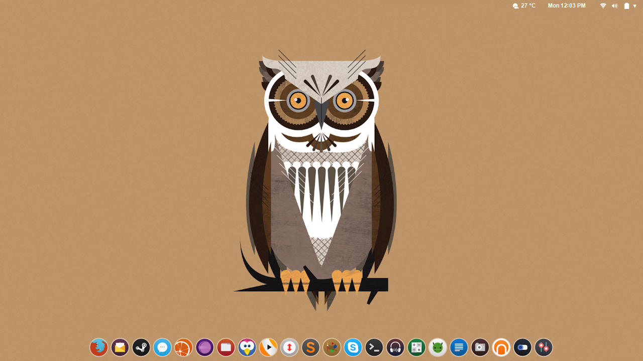 The Owl Desktop