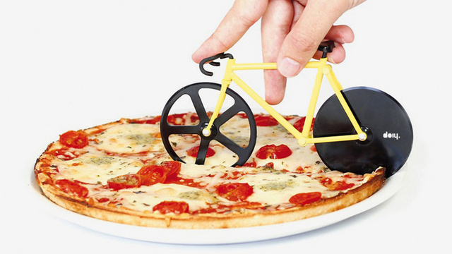 Hipsters Can Ride This Tiny Fixie Across Their Next Gluten-Free Pizza