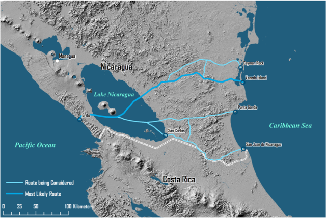 Scientists are appalled at Nicaragua's plan to build a massive canal
