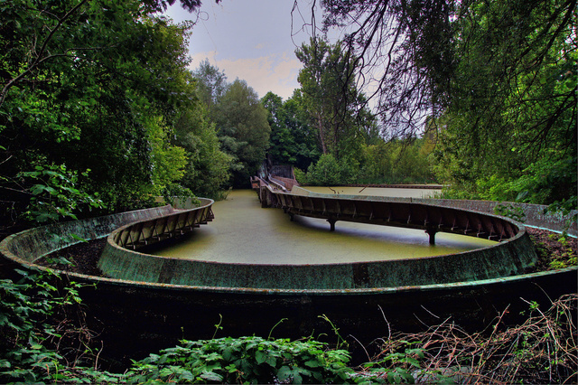You Can Buy Berlin's Creepiest Abandoned Amusement Park on eBay