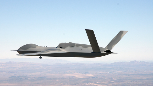 The Military's Newest Drone Can Roam Up to 1800 Miles From Home