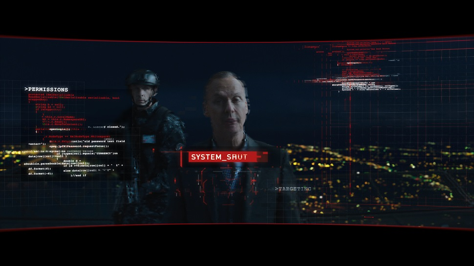 Design Directives: Remaking Robocop's Interface for the 21st Century