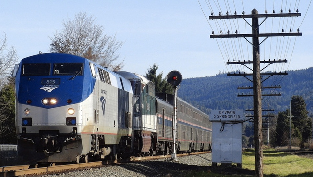 Why Every Writer in the U.S. Is Now Asking Amtrak for a Free Ride