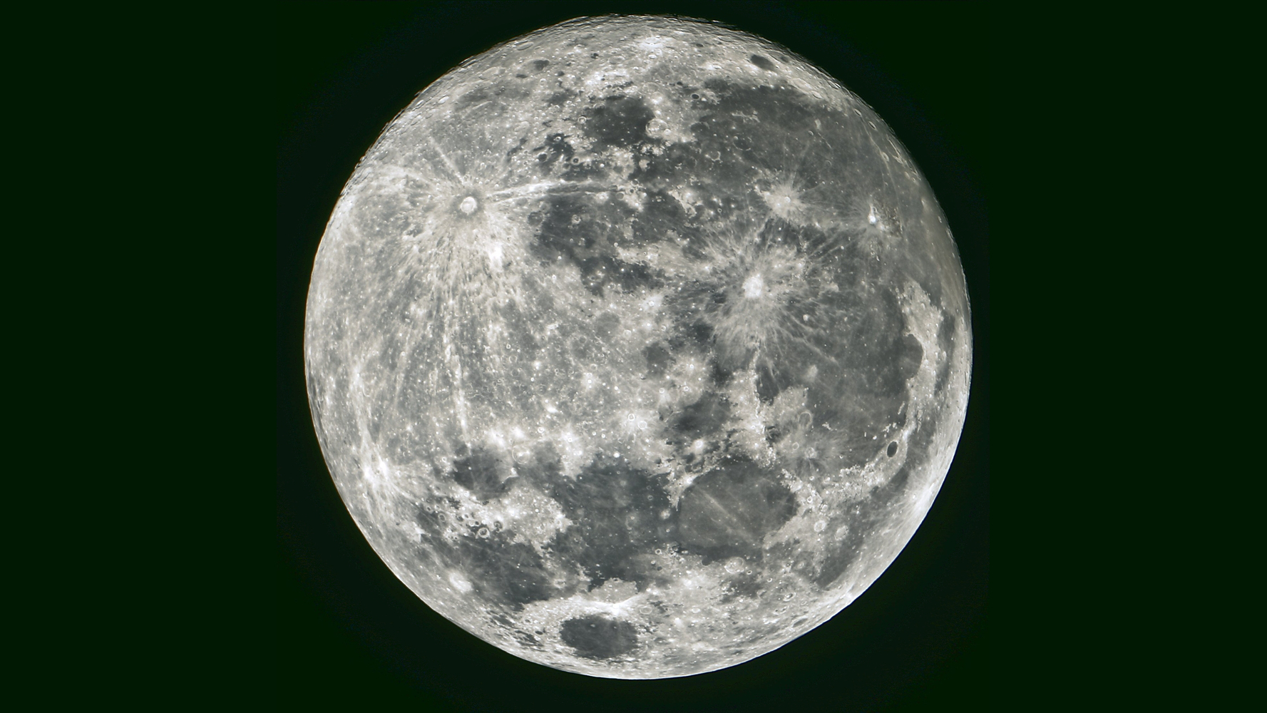 Why The Same Side Of The Moon Always Faces The Earth
