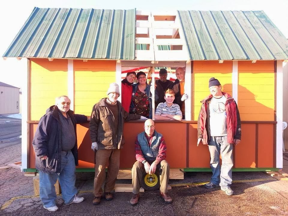 The Teeny, Tiny Microhouse Revolution That's Giving the Homeless Homes