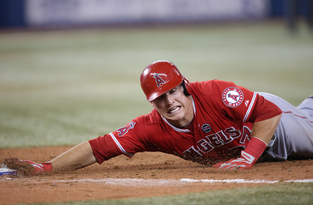 Mike Trout Has Finally Broken Baseball's Math