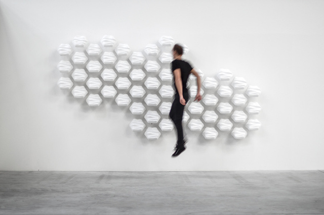 Make Like Magneto And Control This Responsive Wall With Only Gestures