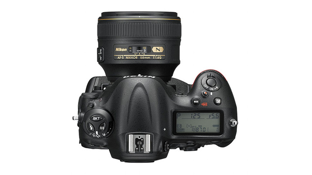 Nikon's D4S: An Epic Pro DSLR in a Familiar, Jumbo Package