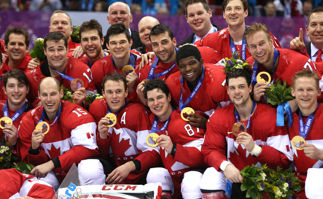 Do The Olympics Really Screw The Best NHL Teams?
