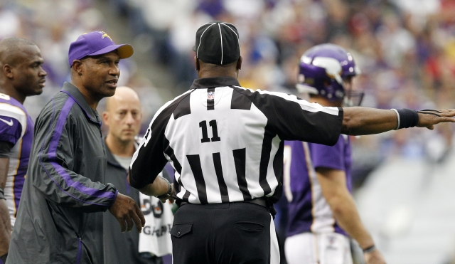 32 Photos Of 32 NFL Coaches Yelling At The Scab Refs