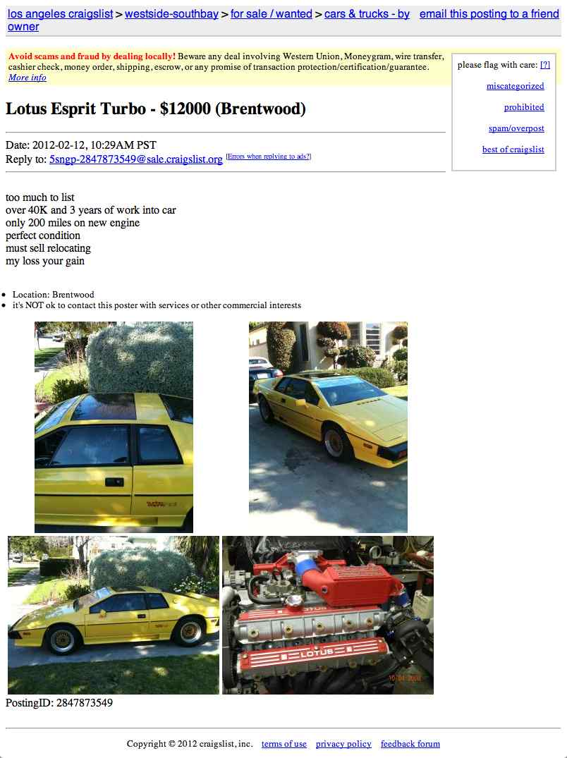 Los Angeles Craigslist Cars Elegant Two Southern California With Los Angeles Craigslist Cars