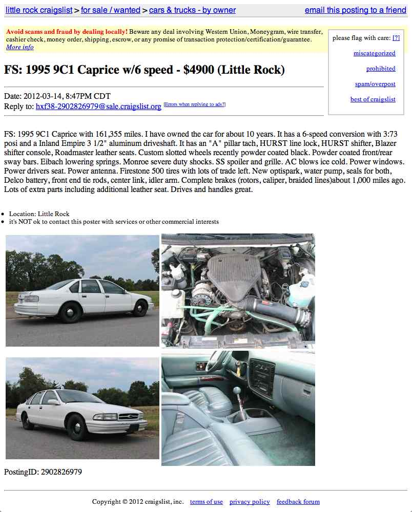 Little Rock Craigslist Or Go Here If ...