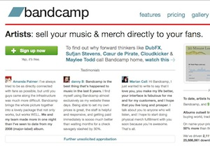 bandcamp 