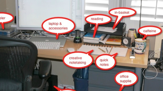 Ask Lh How Can I Maximise My Desk Space Lifehacker