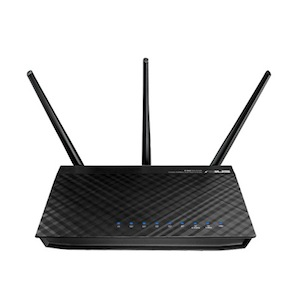 asusrt n66u Five Best Home Wi Fi Routers