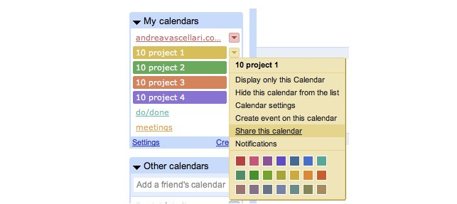 How to Use Google Calendar as a Project Management Tool